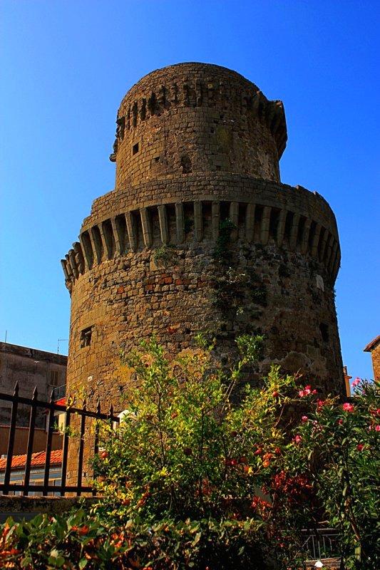 la Torre simbolo di Lanuvio