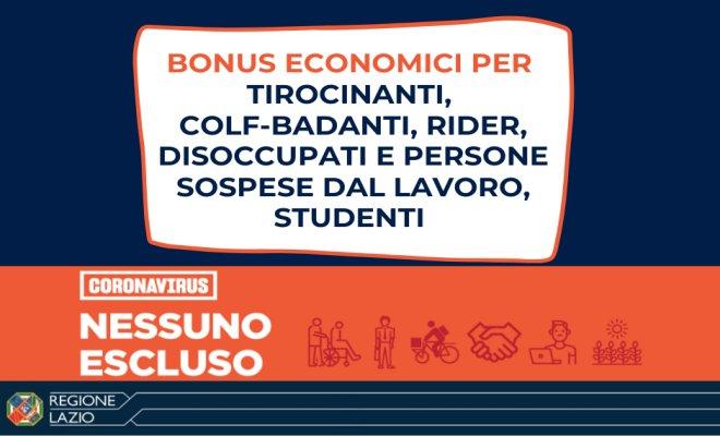 Fase2 Misure emergenziali di sostegno economico - Comune ...